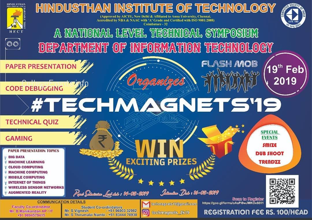 #TECHMAGNETS'19